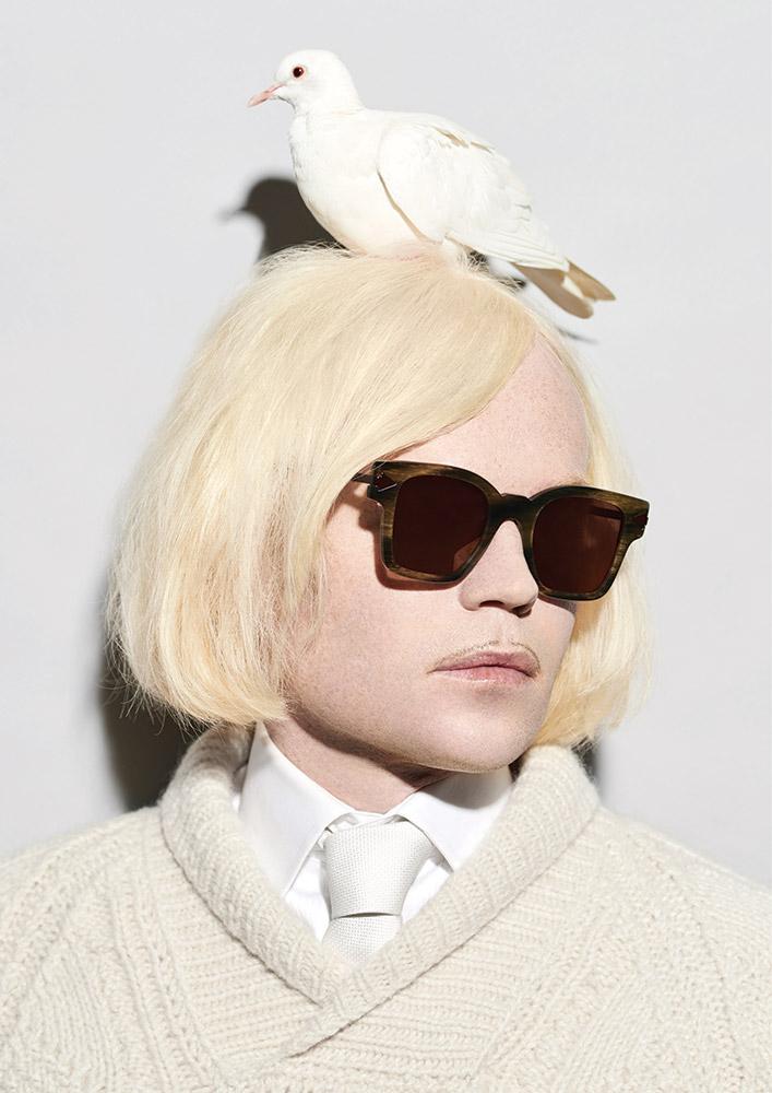 Óculos Karen Walker