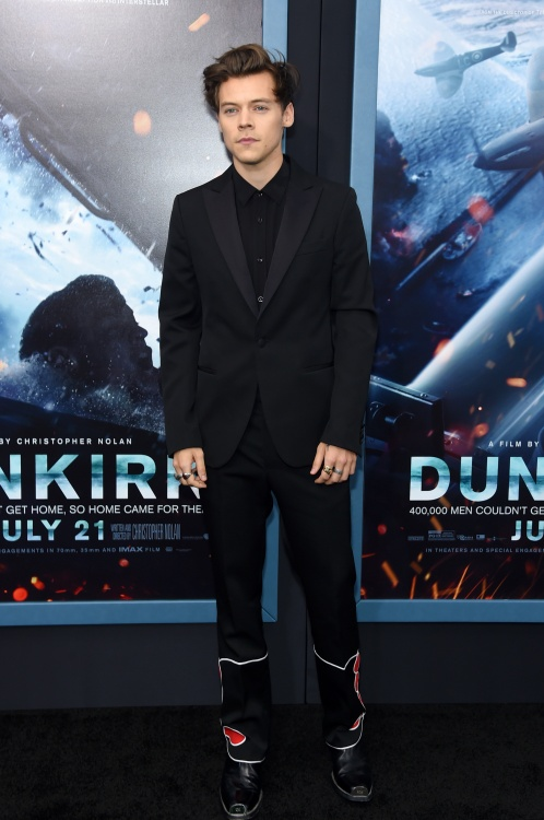 Harry Styles De Calvin Klein