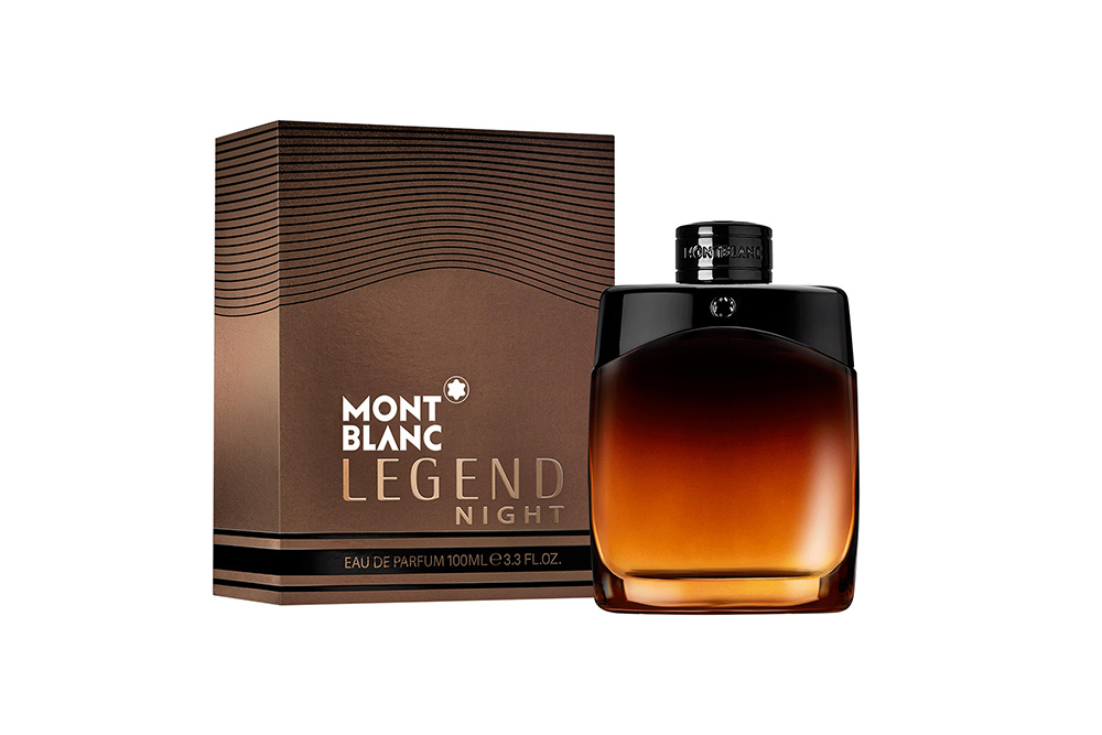 Perfume Legend Night, De Montblanc
