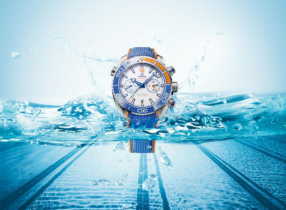 Relógios esportivos Michael Phelps