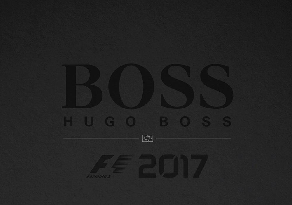 Festa Hugo Boss F1