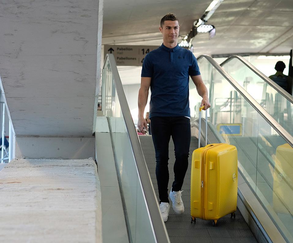 American Tourister—CR7